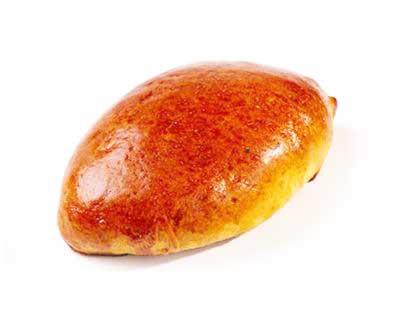 Пирожок с брокколи