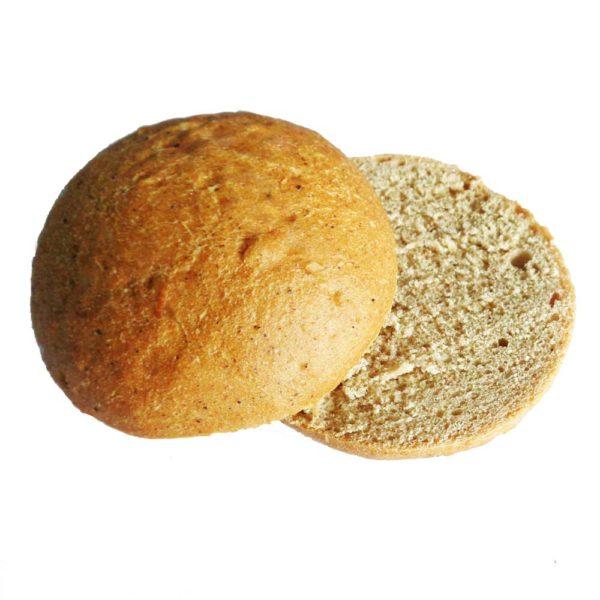 Булочка для гамбургеров (ржано-пшеничная)