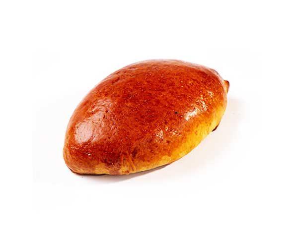 Пирожок с брокколи (мини)