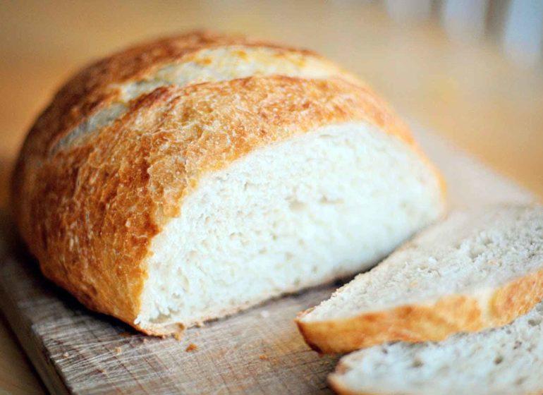 Купить бездрожжевой ржаной хлеб