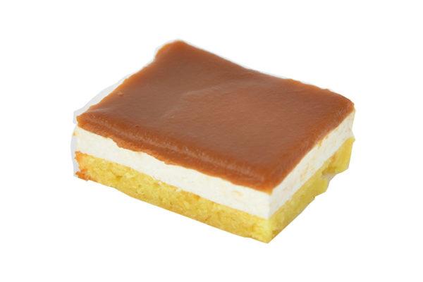 торт чизкейк карамельный